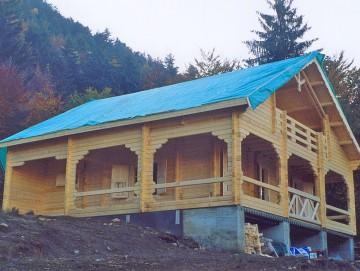 Casa prefabbricata in legno Puglia