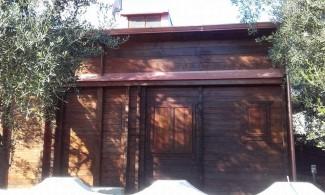 Casa in legno lamellare su 2 piani Foggia